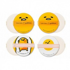 Маски для лица Набор пафов Holika Holika Gudetama Chop Chop Cushion Puff Set (4P), 4шт фото, 235 грн